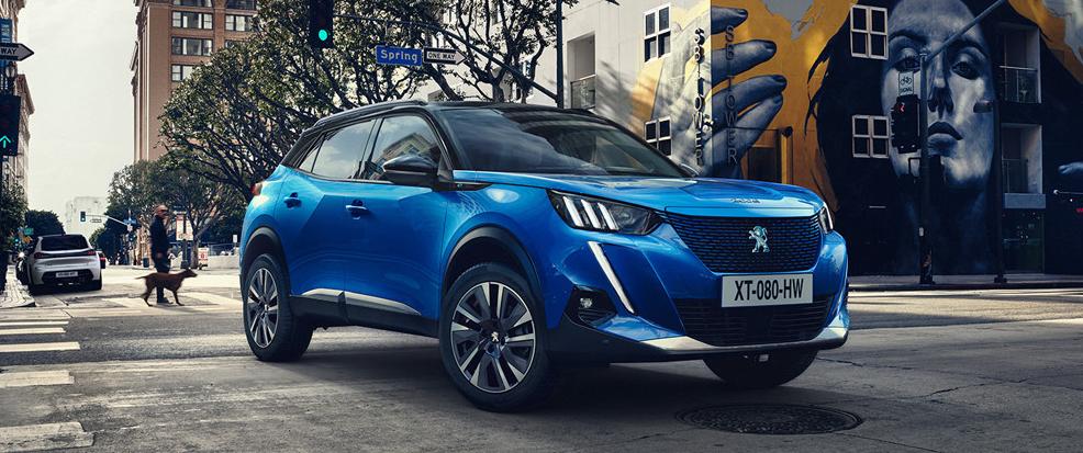 Váltson a zéró szén-dioxid kibocsátás világába a Peugeot elektromos autóival
