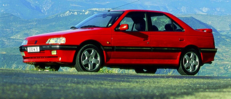 A Peugeot, amely teljesen más ligában játszott