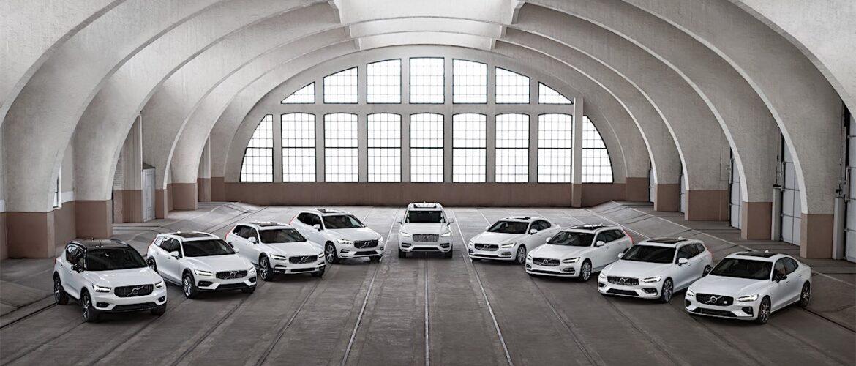 A Volvo Cars 9,4 százalékos növekedést ért el 2019. első negyedévében