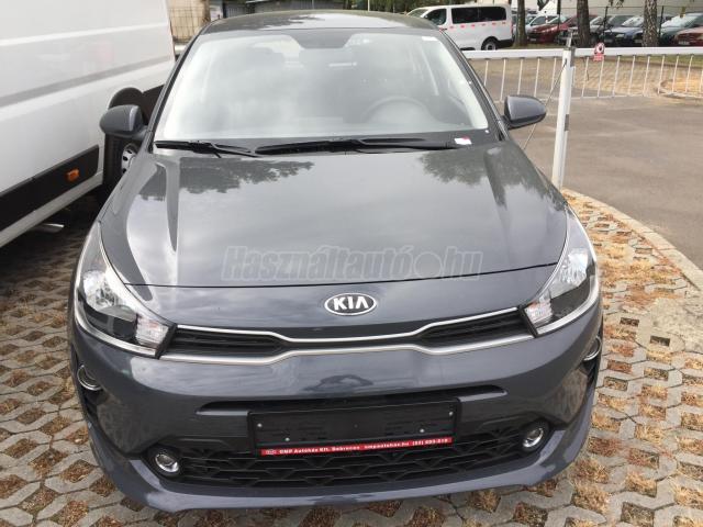 KIA RIO 1.0 T-GDI Silver Vision