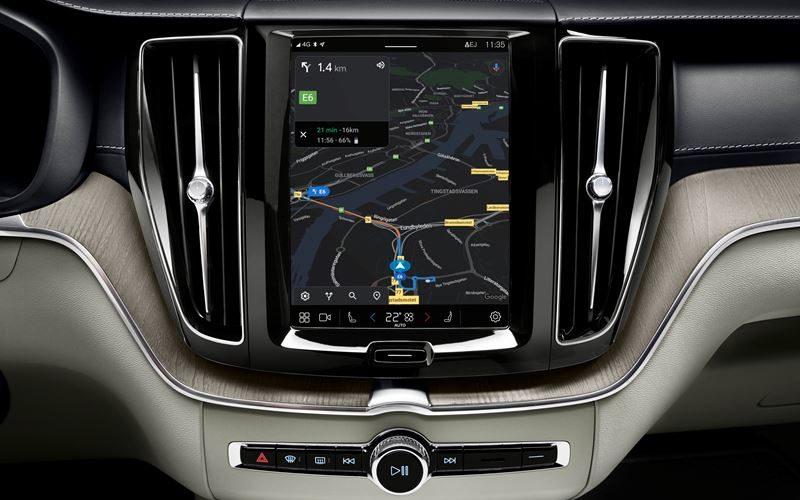 A Volvo Cars kibővíti Google alapú infotainment rendszerrel szerelt típusainak kínálatát