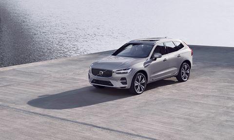 Minden eddiginél fejlettebb a Volvo XC60