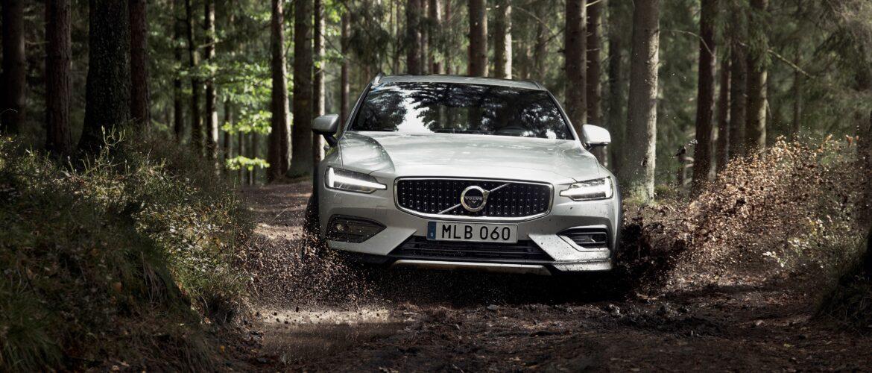 Volvo V60 CrossCountry – A kaland ott van, ahol te