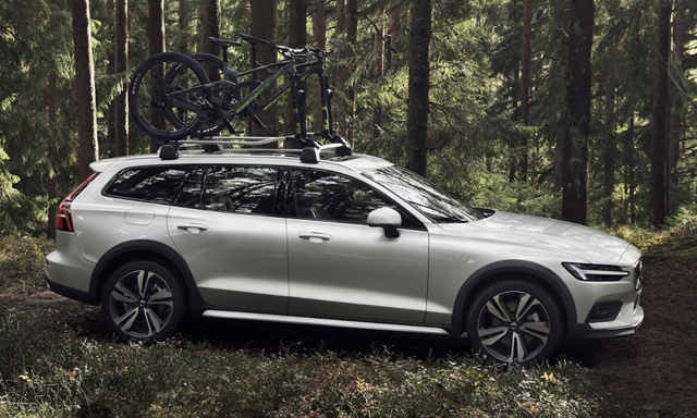 Az új Volvo V60 Cross Country: a svéd családi kombi letér a járt útról