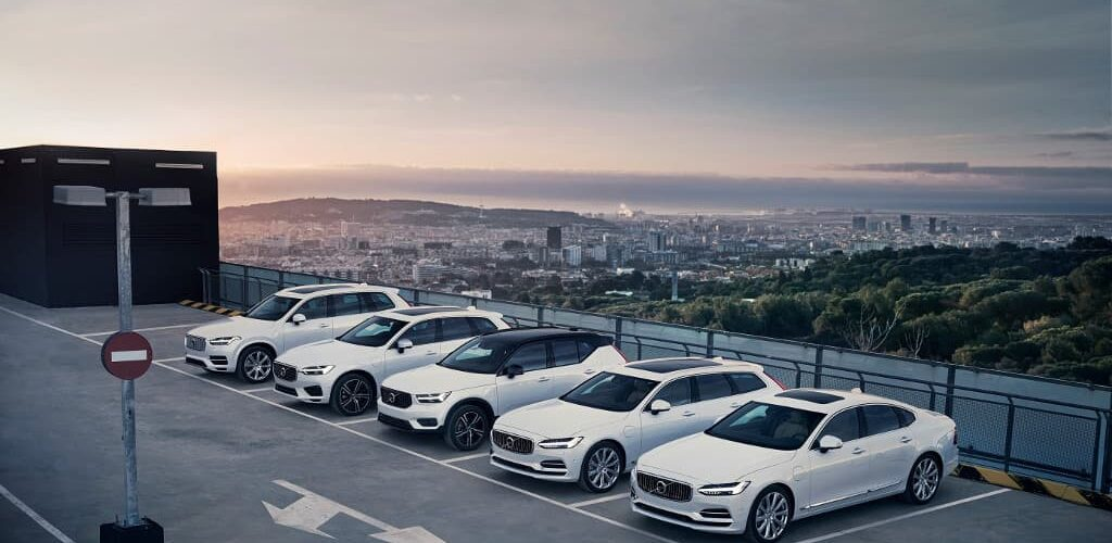 A Volvo Cars 2018-ban új értékesítési rekordot ért el