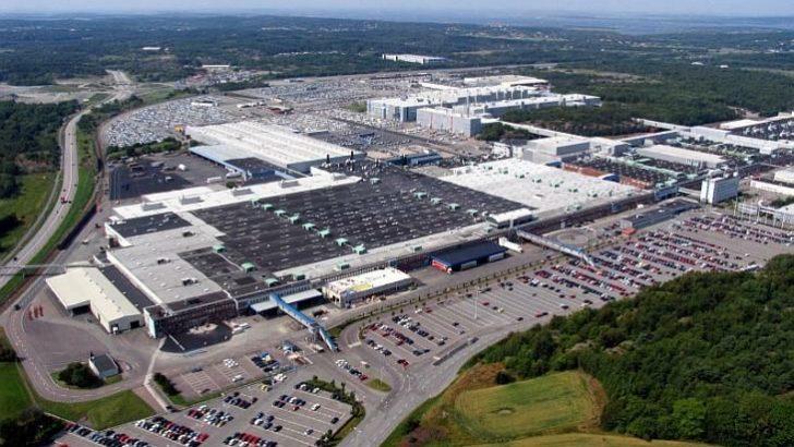 A Volvo Cars új, több milliárd svéd koronás fényezőműhellyel csökkenti torslandai gyártólétesítményének energiafogyasztását és károsanyag-kibocsátását