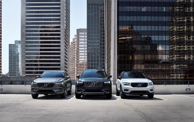 A Volvo Cars értékesítése nőtt 2019. januárjában