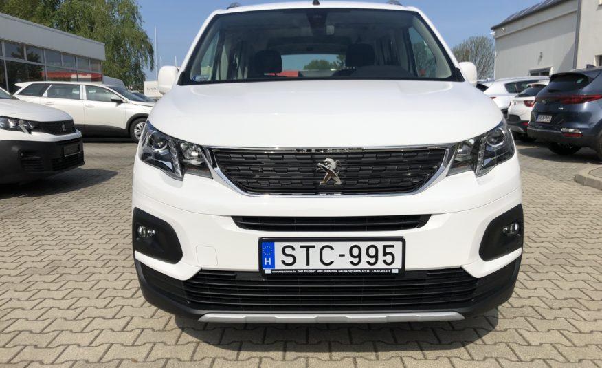 Peugeot Rifter Allure L2 110 LE 7 személyes Tesztautó!