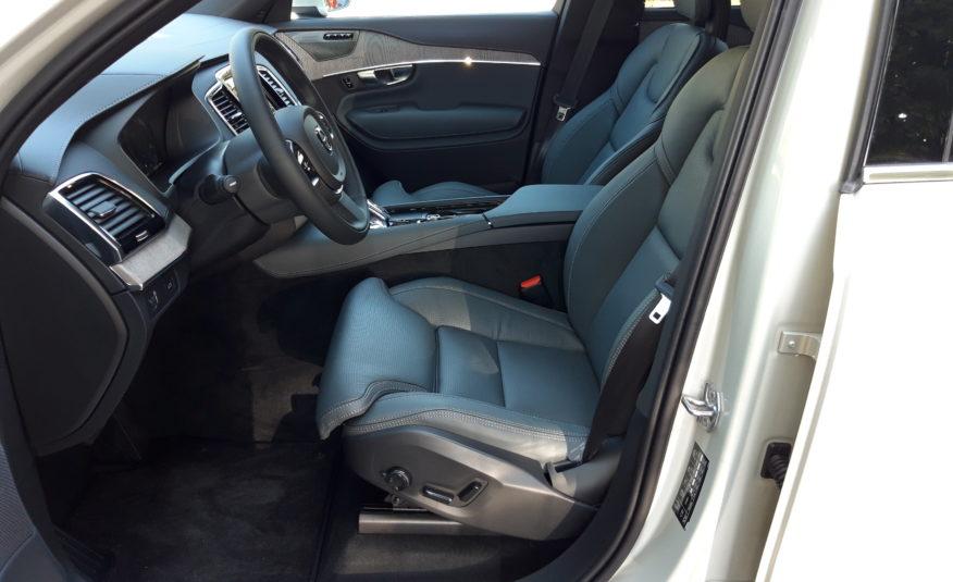VOLVO XC90 B5 DÍZEL AWD AUT 235LE Inscription 7 személyes