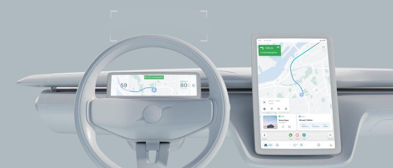 A Volvo Cars és a Google folytatják a biztonságos, hálózatba kapcsolt felhasználói élmény új generációjának megvalósítását célzó együttműködésüket